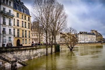 Paris et l'eau