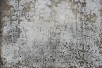 Wet concrete texture with cracks
