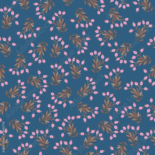 Vintage floral pattern cute pattern with simple flowers for textile cute pattern with simple flowers for textile packaging wallpaper voltagebd Images