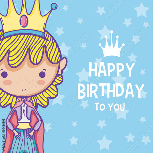 Happy Birthday Card For Boys Stock Image And Royalty Free Vector