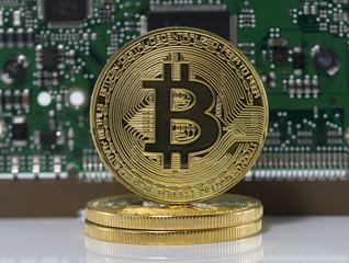 Bitcoin the golden virtual money