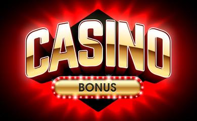 Welcome Casino Bonus banner, first deposit bonus