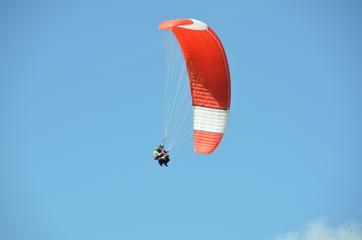 Gleitschirm fliegen