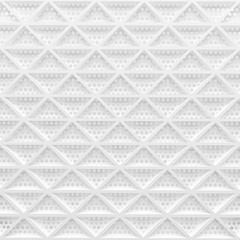 white abstract pattern background backdrop 3d render
