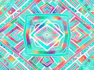 Background abstract ethnic trendy summer bright colors 1