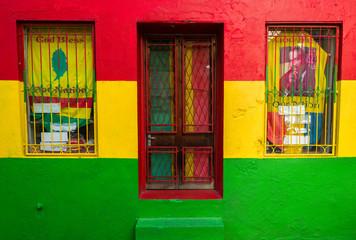 Rustafari färg