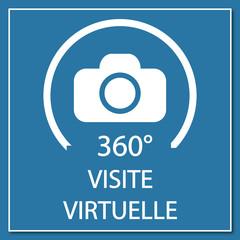 Logo visite virtuelle.