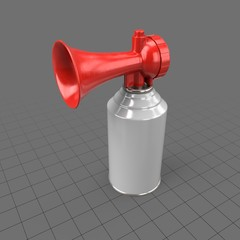 Handheld air horn