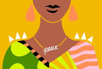 Peace Fotoväggar