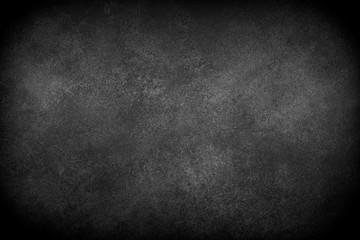 Black texture dark slate stone background.