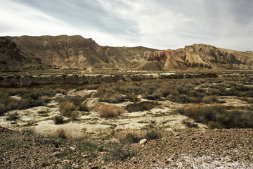 Amargosa Valley on Film