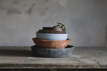 The bowls assortment