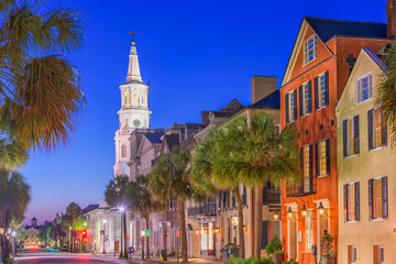 Fotomurales - Charleston, South Carolina, USA