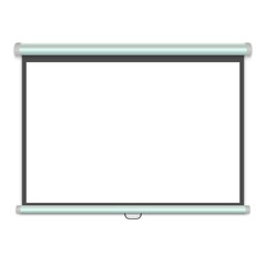 Projection screen, Presentation whiteboard