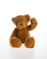 toy or toy bear on a background.