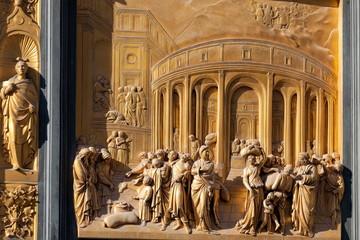 サン・ジョヴァンニ洗礼堂天国の扉