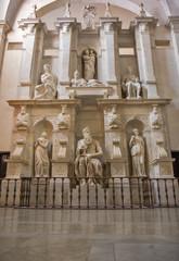 San Pietro in Vincoli in Rome, Italy