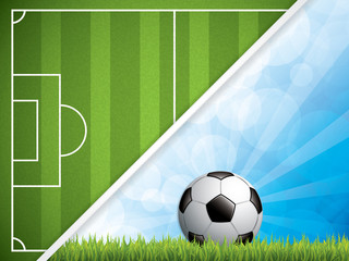 Soccer brochure