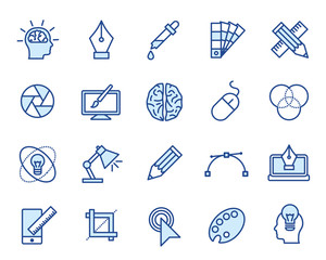 Design Vector Icon Set