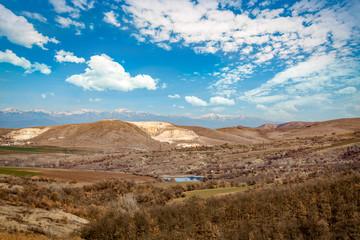 Beauty of Mountains Landscape