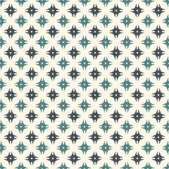 Seamless pattern with stylized repeat stars. Simple geometric ornament. Modern stylish texture. Scrapbook digital paper