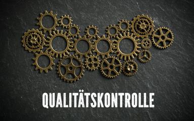 Qualitätskontrolle als komplexes System
