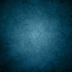 Vintage paper texture. Blue grunge abstract background