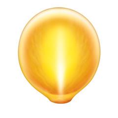 Balon-lampe-mongolfière-goutte-