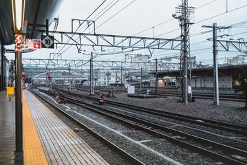 Kansai tram, Japanese tram, railway
