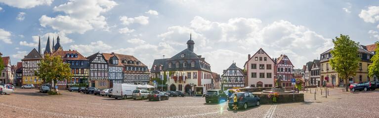 Gelnhausen, Altstadt