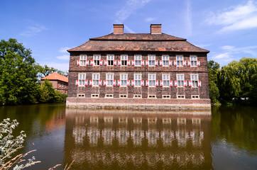 European Old Ancient Castle