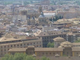 Granada,ciudad y municipio español, capital de la provincia homónima, en la comunidad autónoma de Andalucía (España)