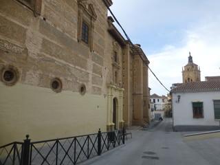 Guadix,ciudad de la provincia de Granada  perteneciente a la comunidad autónoma de Andalucía (España)