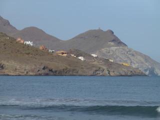 Playa de los genoveses y monsul (Cabo de Gata-Nijar) - San José, Andalucía (España)