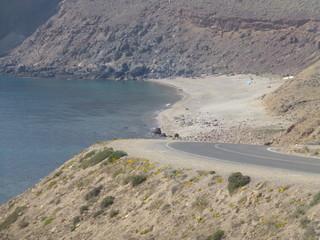 San Miguel Cabo de Gata  en  Almería en la comunidad autónoma de Andalucía