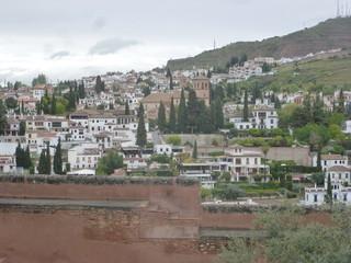 Granada,ciudad y municipio español en la comunidad autónoma de Andalucía (España)