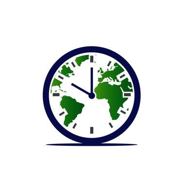 world time logo