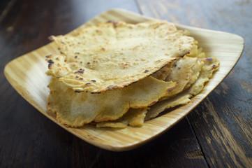 Homemade Tortilla Bread