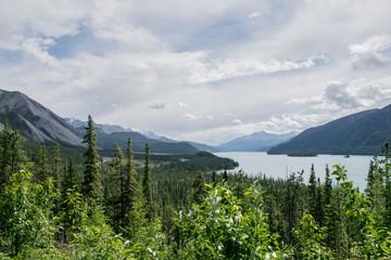 British Columbia Fjord