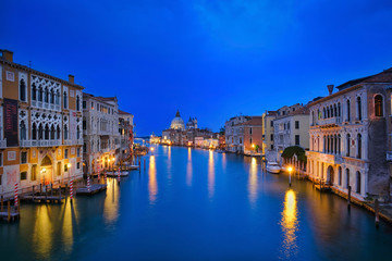 Venice night & Blue Hour