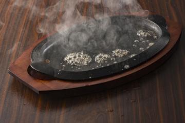 焼肉を作ろう。