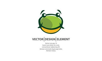 frog icon logo