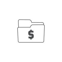 file icon. sign design