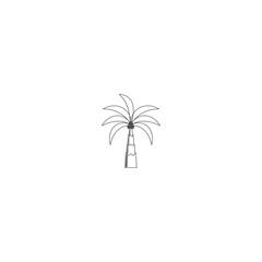 palma icon. sign design