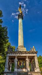 München, Sehenswürdigkeit Friedensengel