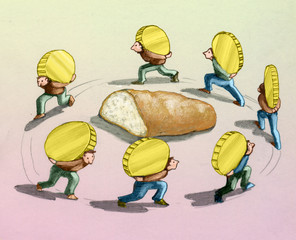 bread economy work
