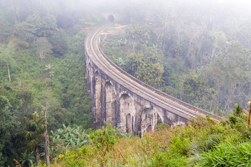 bridge railways, Ella, Sri Lanka