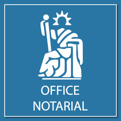 Logo office notarial.