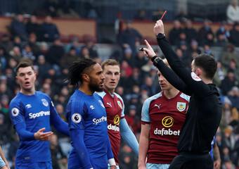 Premier League - Burnley vs Everton