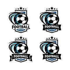 Football Army Badge Logo